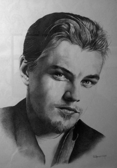 Leonardo DiCaprio by Bubustars